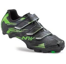 Northwave Northwave, Scorpius 2 , MTB shoes, Black/White, 46