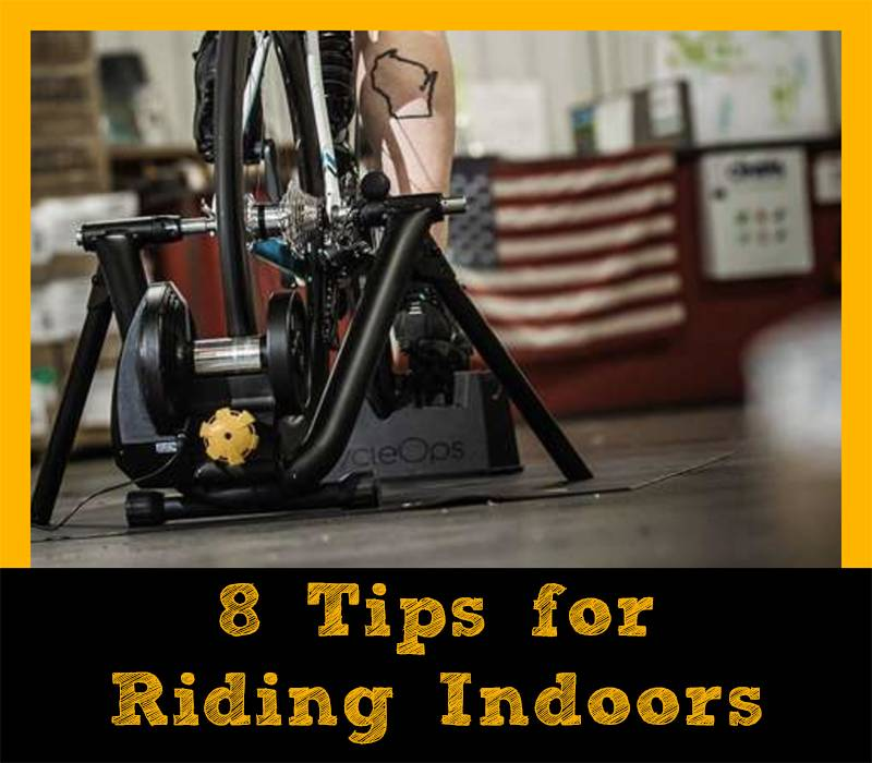 8 Tips for your Indoor Cycling Success