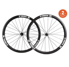 Noble Cycling Noble Cycling - Steeple - 700c Carbon Road bike wheels