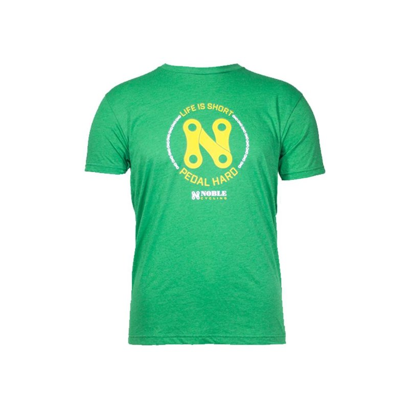 Various Manufacturers Noble Pedal Hard Tee Shirt