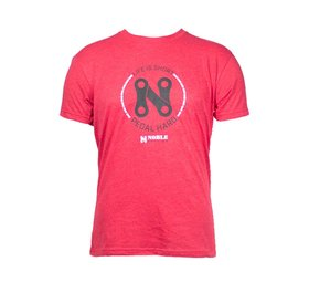 Various Manufacturers Noble Pedal Hard Tee Shirt