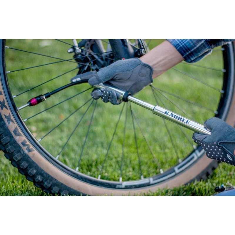 Noble Cycling Noble Cycling Pro Mini Pump With Hose
