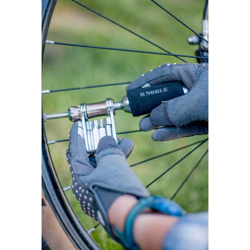 Noble Cycling Noble Cycling Pro 11-in-1 Mini Tool with CO2 Inflator