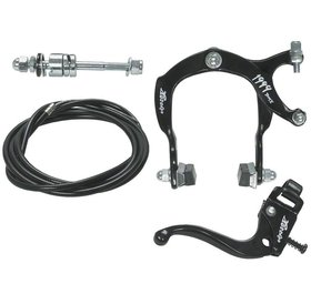 Odyssey Odyssey 1999 Caliper Brake and Lever Set: Black
