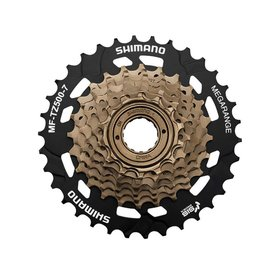 Shimano Shimano 7-Speed Tourney Bicycle Freewheel Replacement Cluster