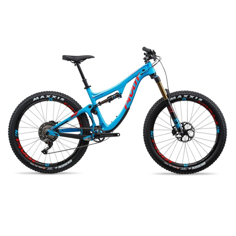 Pivot 2018 Pivot Switchblade Carbon Blue Medium