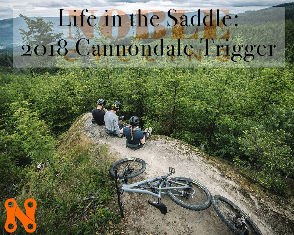 Life in the Saddle: A Noble Cycling Review of the 2018 Cannondale Trigger