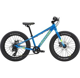 """Cannondale 2018 Cannondale Kid's 20"""" Cujo Blue"""