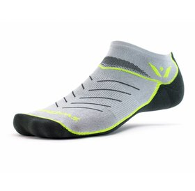 Swiftwick Swiftwick - VIBE ZERO, No-Show Socks Lime