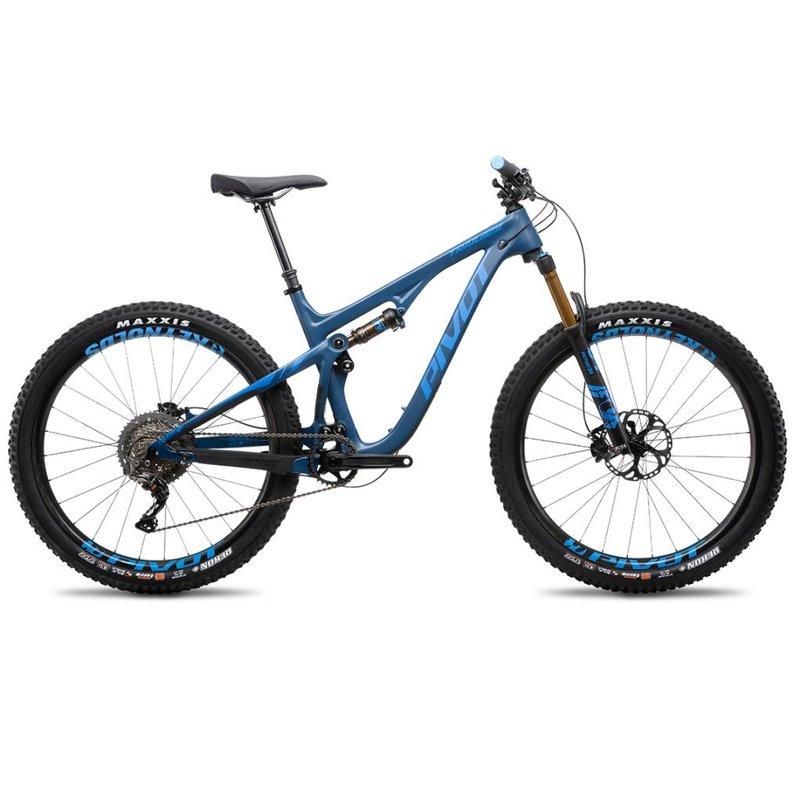 Pivot Pivot Trail 429 2019 Blue