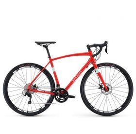RALEIGH BIKES Raleigh Willard 4 Red 56cm