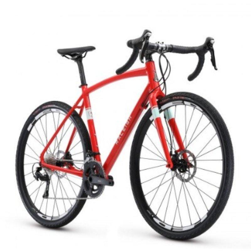 RALEIGH BIKES Raleigh Willard 4 Red 56cm