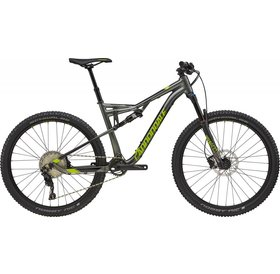 Cannondale Cannondale 27.5 M Habit Al 4  Grey Large