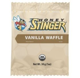 Honey Stinger Waffles - Vanilla