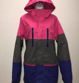 CONSIGN Women's Burton Boyfriend Jacket Multi Color Size XL