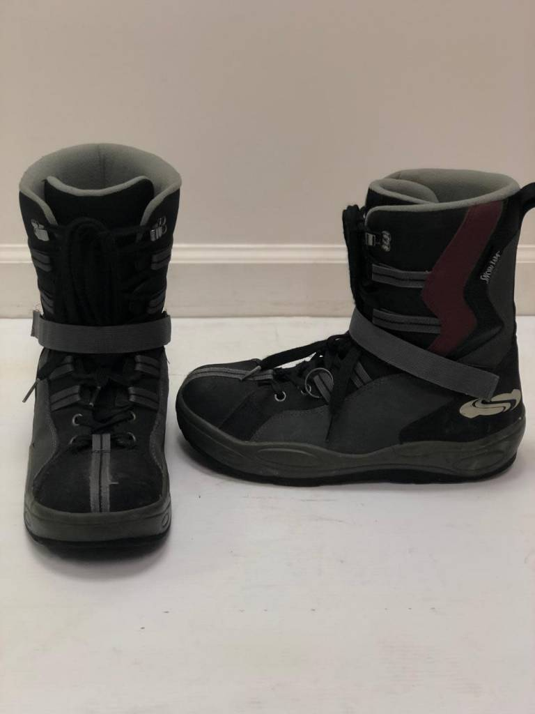 CONSIGN Men's Snow Jam Snowboard Boots Size 13