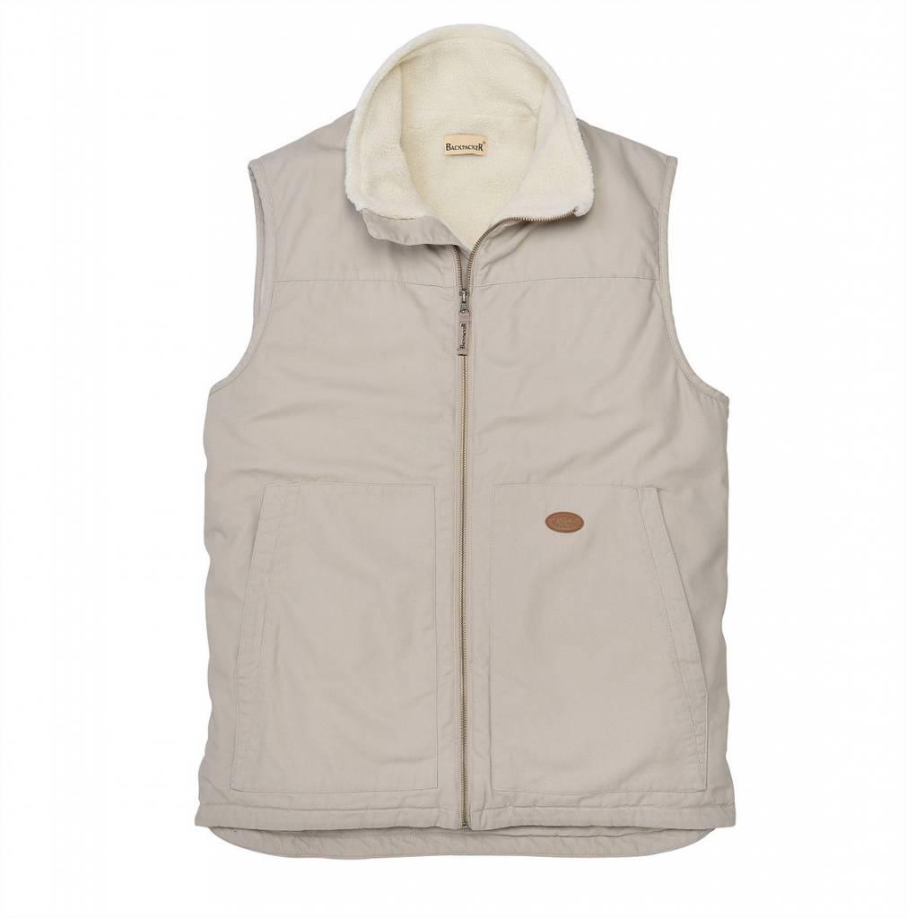 Backpacker BACKPACKER Men's Canvas Vest