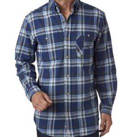 Backpacker BACKPACKER Men's YD Flannel - Blue Green