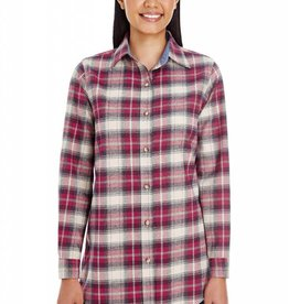 Backpacker BACKPACKER Ladies' YD Flannel Shirt - Independent