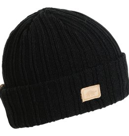 Turtle Fur TURTLE FUR Wild Bill Beanie - Black