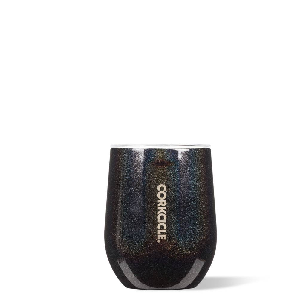 Corkcicle CORKCICLE Stemless 12oz - Unicorn Sparkle Stardust