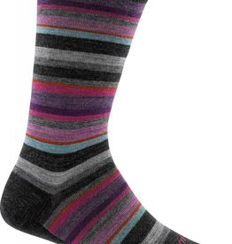 Darn Tough Vermont Sassy Stripe Crew Light Sock