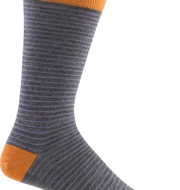 Darn Tough Vermont Classic Stripe Mid Calf Sock