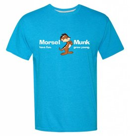 Morsel Munk HFGY Blue T-Shirt