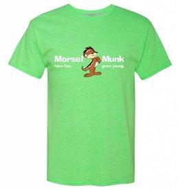 Morsel Munk HFGY Green T-Shirt