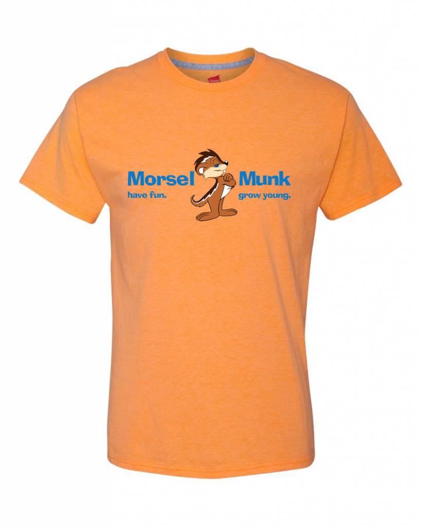 Morsel Munk HFGY Orange T-Shirt