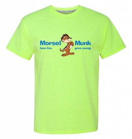 Morsel Munk HFGY Yellow T-Shirt