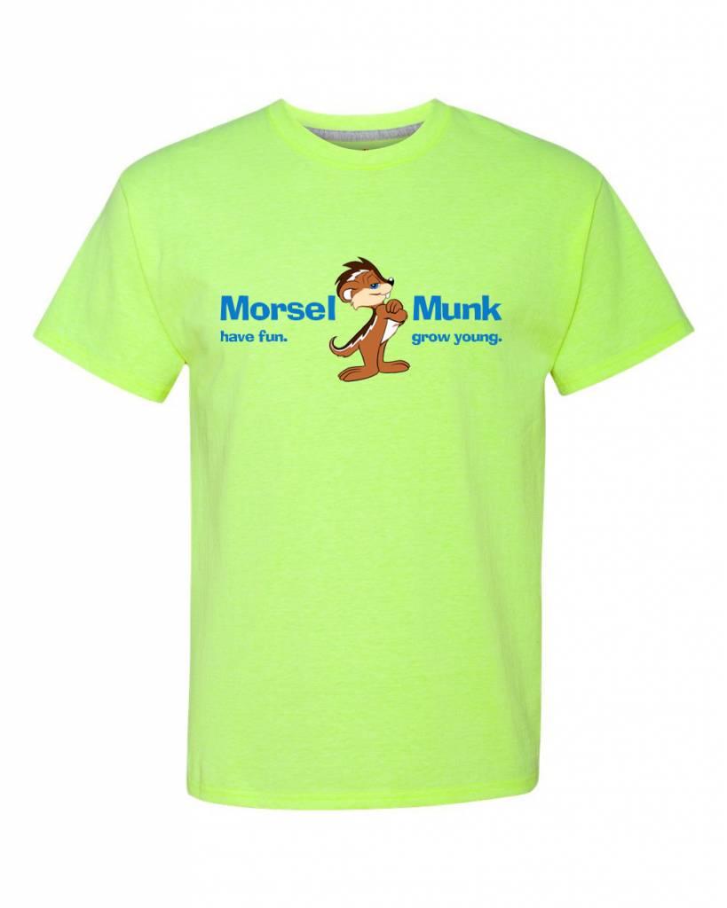Morsel Munk HFGY Yellow T-Shirt