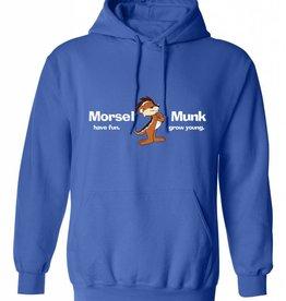 Morsel Munk HFGY Blue Hoodie