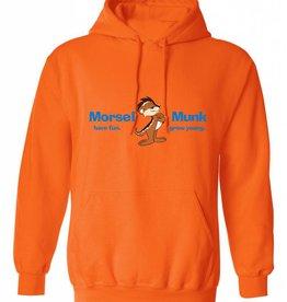 Morsel Munk HFGY Orange Hoodie