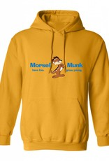 Morsel Munk HFGY Yellow Hoodie