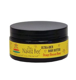The Naked Bee Orange Blossom Honey Body Butter