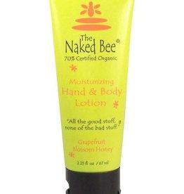 The Naked Bee Grapefruit Blossom Honey Hand Lotion 2.25oz