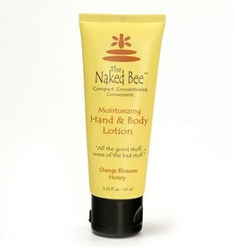 The Naked Bee Orange Blossom Honey Hand Lotion 2.25oz