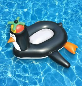 Solstice / Swimline SOLSTICE Inflatable Penguin Pool and Lake Float