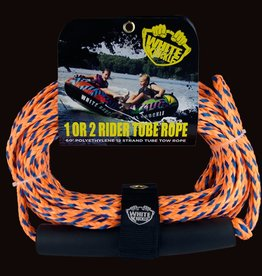 Pulse/Diversco WHITE KNUCKLE 2K Tow Rope Orange/Blue