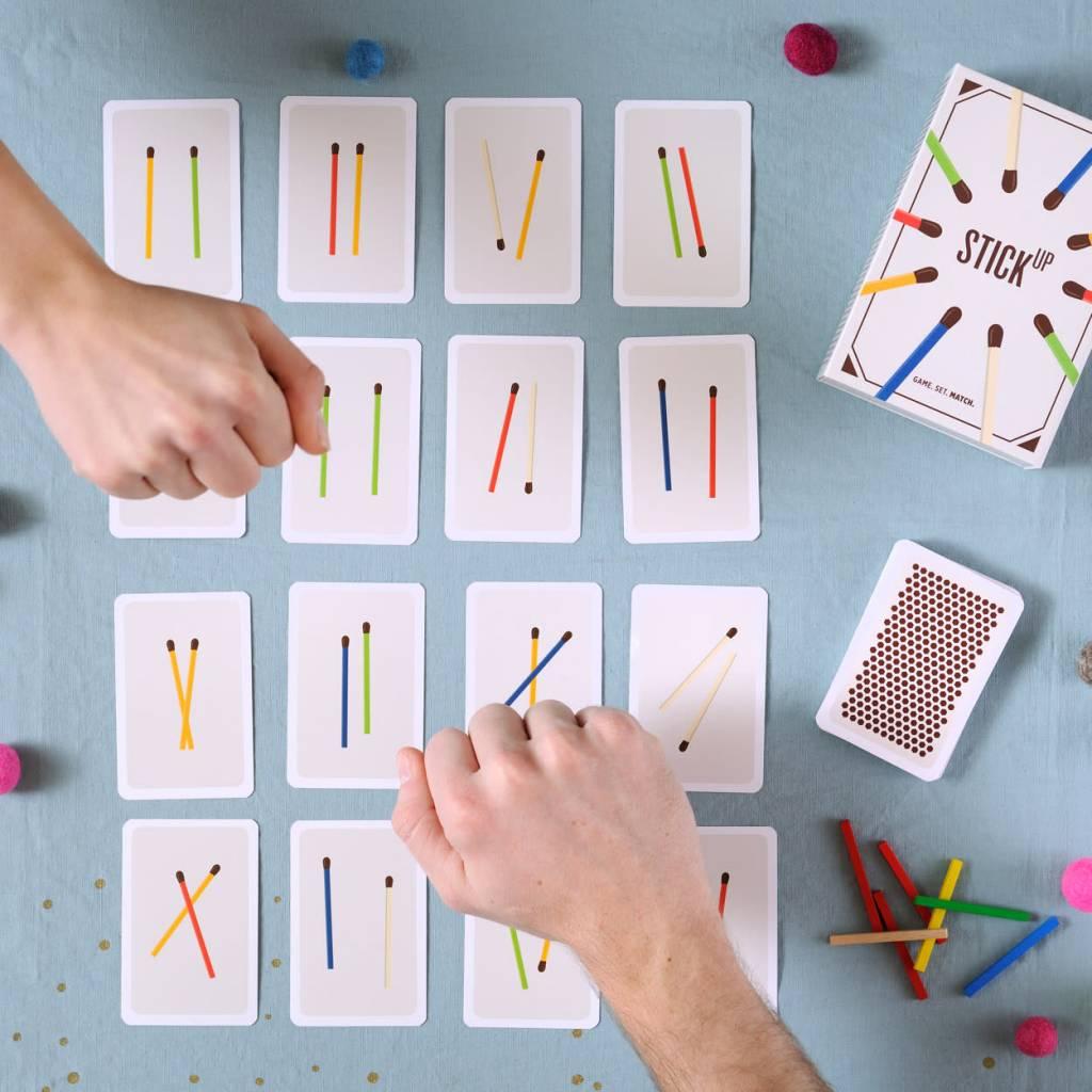 Helvetiq StickUp Card Game