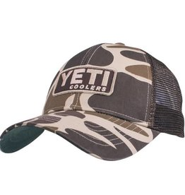 YETI YETI Camo Patch Trucker Hat