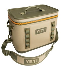YETI YETI Hopper Flip 18 Field Tan