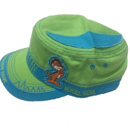 Morsel Munk Fidel Hat Have Fun Grow Young Green
