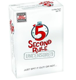 PlayMonster 5 Second Rule Uncensored