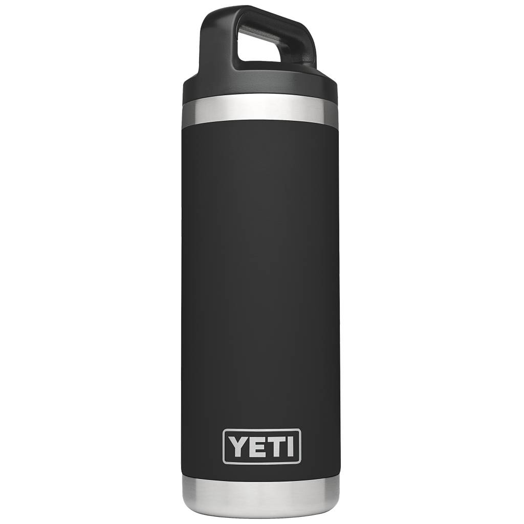 YETI YETI Rambler 18oz Bottle Black