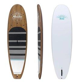 """Pau Hana Surf Supply Pau Hana Malibu Classic Wood White W/ Paddle 10'6"""" 2018"""
