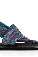 Sanuk SANUK Women's Yoga Sling Navy/Multi