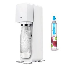 Sodastream Sodastream - Machine Source, Blanc/Plastique