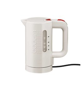 Bodum Bodum - Bistro Water Kettle, 0.5L, 17oz. - Off-White